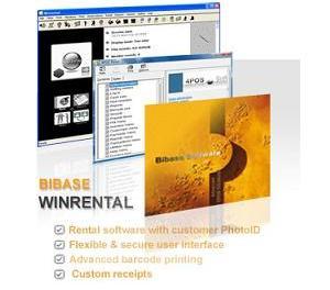 Winrental SC 892.00 software screenshot