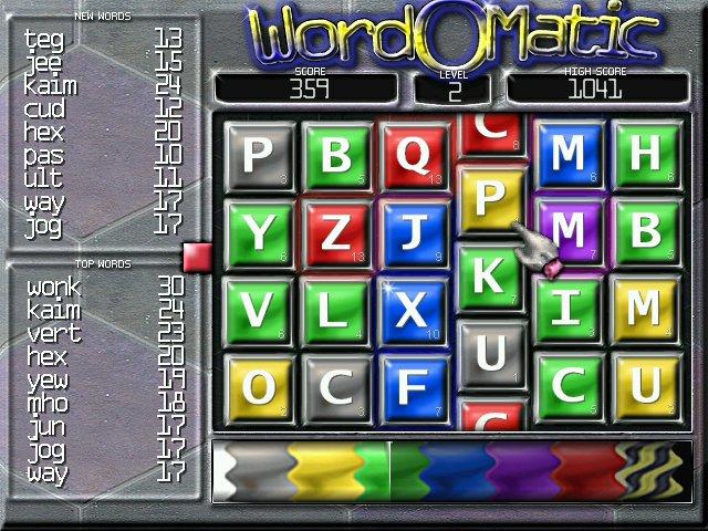 WordOMatic 1.4.1 software screenshot