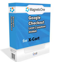 X-Cart Google Checkout L2 4.3.9 software screenshot