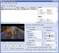 YASA VOB to iPod Converter for to mp4 5.0 software screenshot