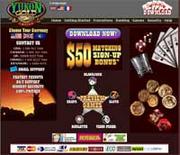 Yukon Gold Casino by Online Casino Extra 2.0 software screenshot