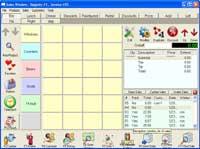 ezPower Business POS 13 software screenshot