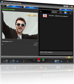 ooVoo 7.0.2 software screenshot