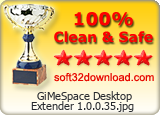 Download GiMeSpace Desktop Extender 1.0.0.35